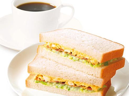 サンドウィッチの画像