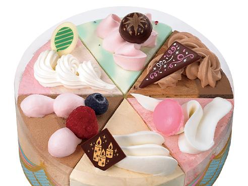 アイスケーキの画像