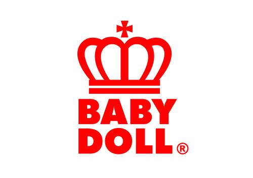 ベビードールのロゴ