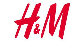 H&Mのロゴ画像