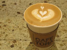 カフェトラのロゴ画像