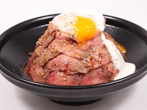 ローストビーフ丼の画像1