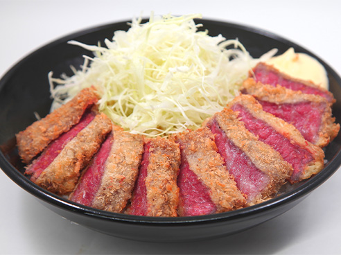 ローストビーフ丼の画像2
