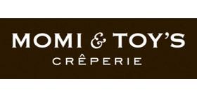 MOMI&TOY'Sロゴ画像